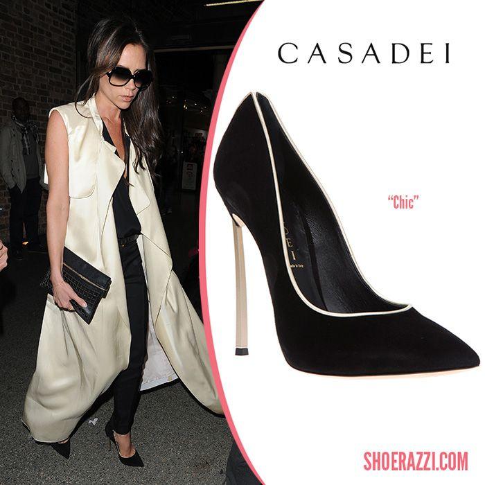 Outlet Fashionable Largest Supplier Online Suede pumps Victoria Beckham Best Place To Buy kbqadOBP48