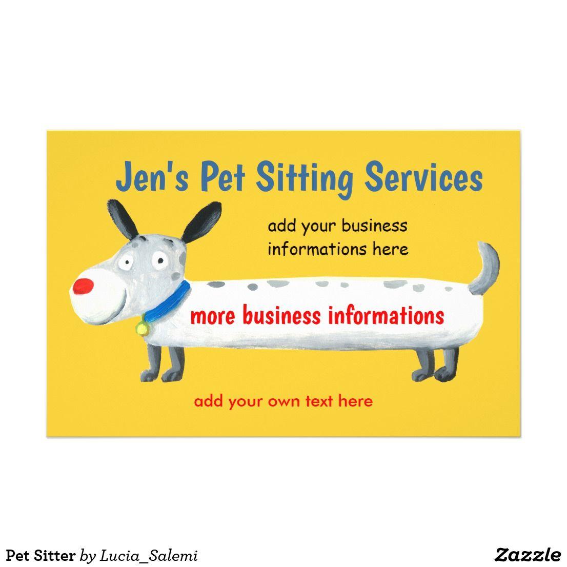 Pet sitter flyer pet sitting flyer pet sitting services