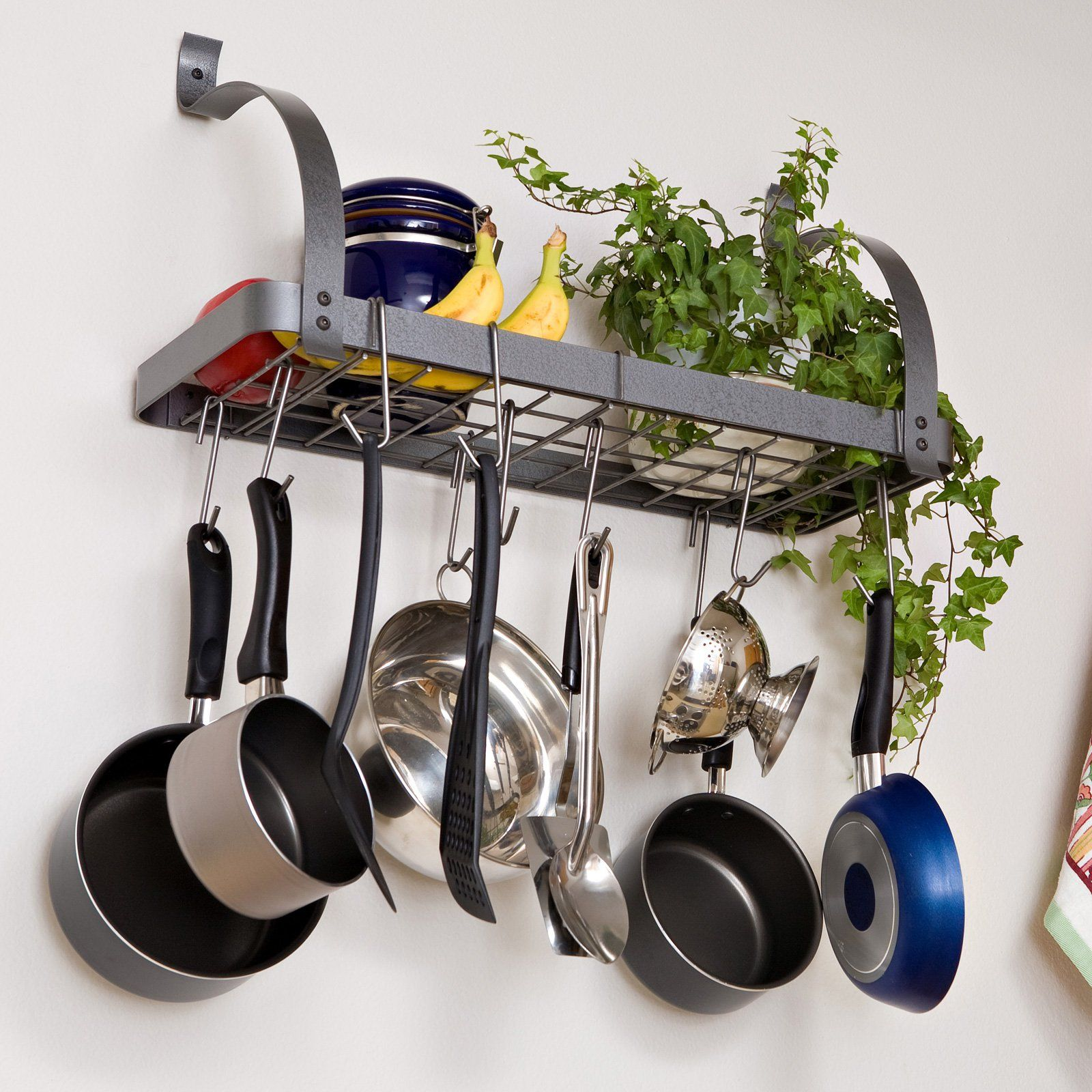rack make kitchen a and improvements img for pallet pot home pots greenpoint pans