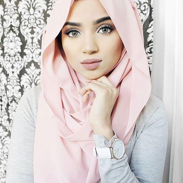 Яндекс картинки девушки хиджабе, стили рисунков картинка