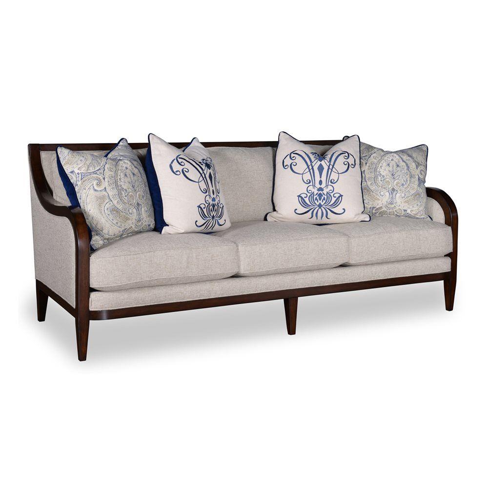 A R T Furniture 516521 5001aa Bristol Linen Sofa The Mine