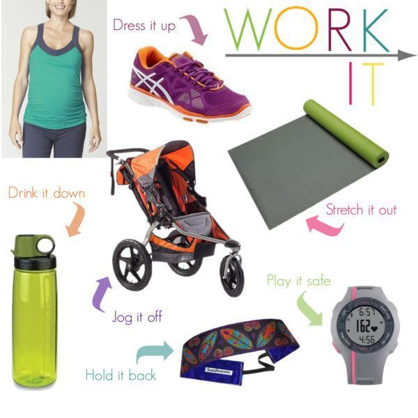 Work It: Work it out with these fitness necessities from stylish apparel to the ...    Work It: Work...
