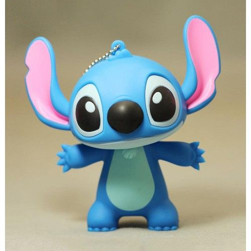 Buy lilo stitch key chain bag pendant c stitch disney pinterest fimo p tes et idee fimo - Pate a sel modele facile ...