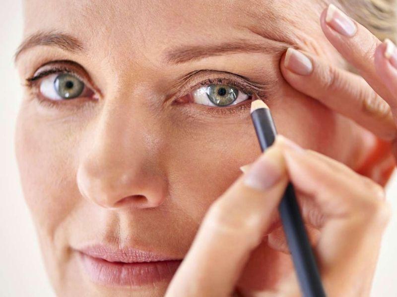 5 Eye Makeup Tips For Mature Skin Makeup Ideas Pinterest