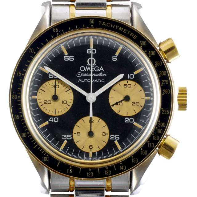 1988 Omega Speedmaster Reduced Automatic Us And Canada Reach Free