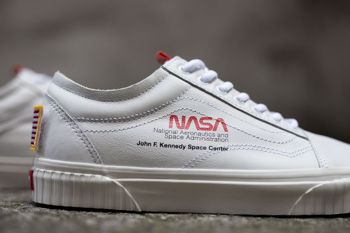 new style 41a94 dc620 Vans traz novo tênis inspirado na NASA – O Cara Fashion