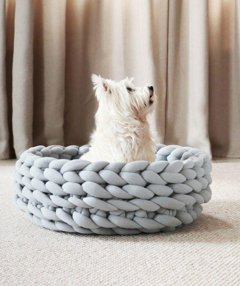 Ohhio Braid Dog Bed Diy Instructions Pdf Ohhio Diy Dog Stuff House Training Dogs Diy Dog Bed