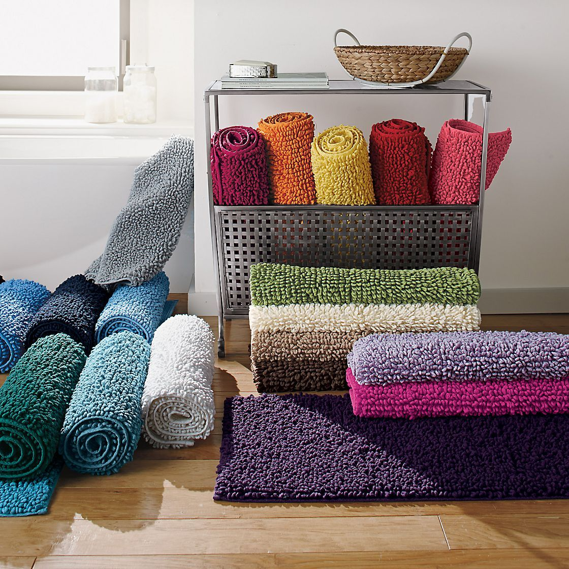 Company Cotton Chunky Bath Rug | The Company Store Great Ideas