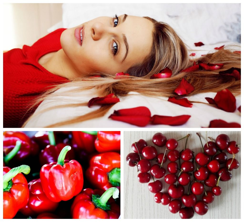 The Power of Red Health Benefits of Eating Red Foods