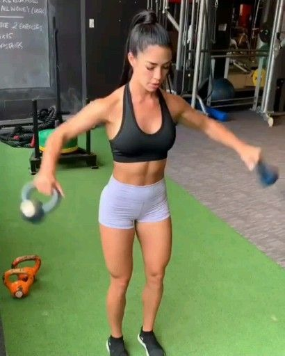 Full Body Circuit #fitness #exercises