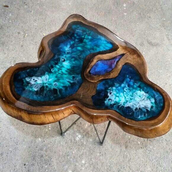 Pin By Deniz Kocaman On Resin Wood Table Pinterest
