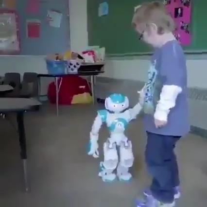 This Robot Is So Cool! 😍A Great Gift For Any Child!🎁 - Available Now - 50% OFF!