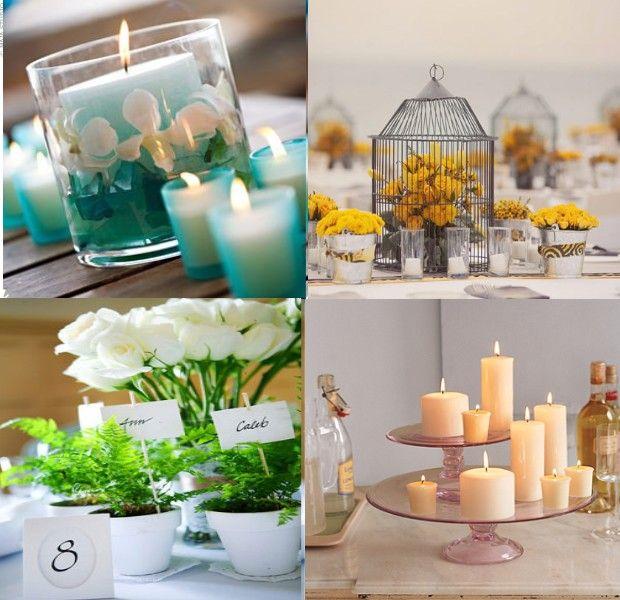 Décoration de table de mariage | Mariage Hawaien | Pinterest ...