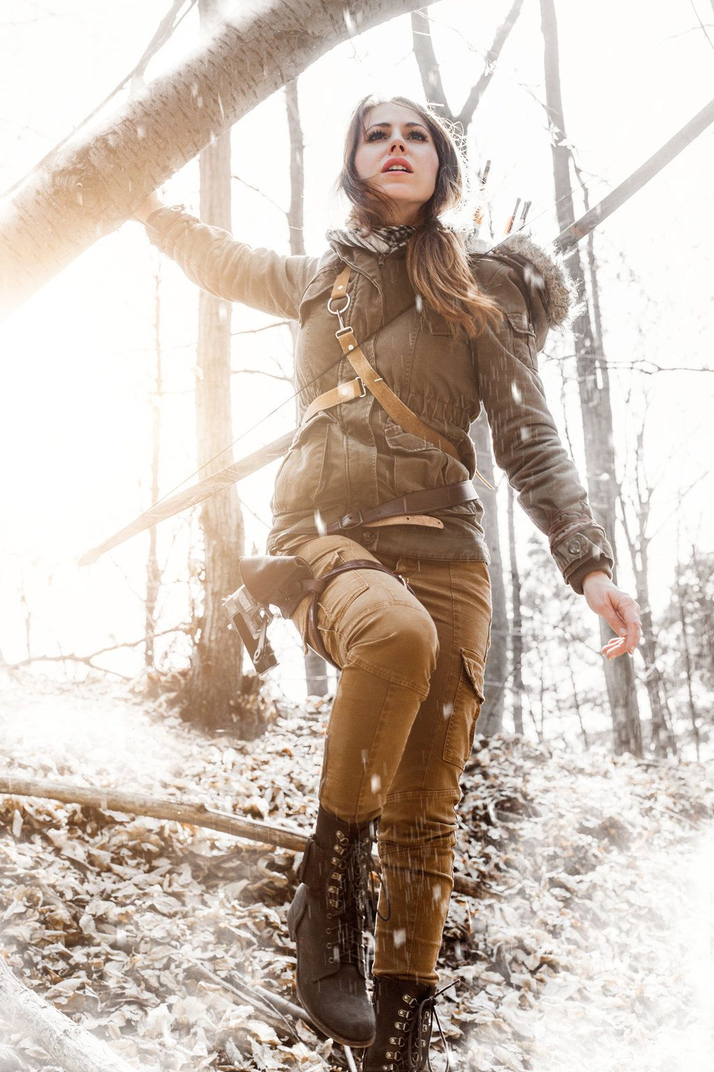 The Rise Of The Tomb Raider by Milla by milla-s.deviantart