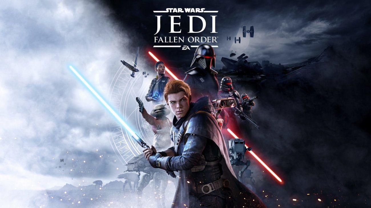 Jedi Fallen Order S New Force Power Slows Down Time Star Wars Jedi Star Wars Games Star Wars Fallen Order
