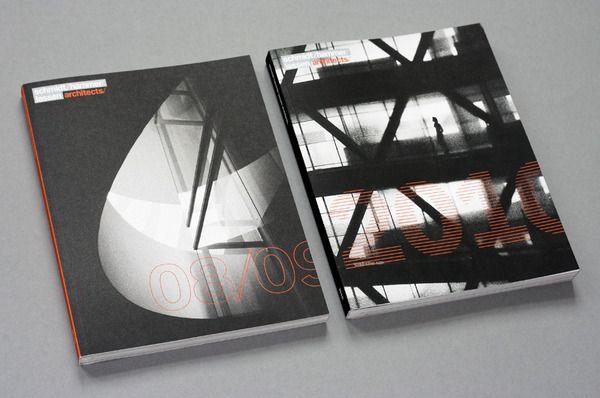 schmidt hammerlassen architects—YearbooksDesign, typography