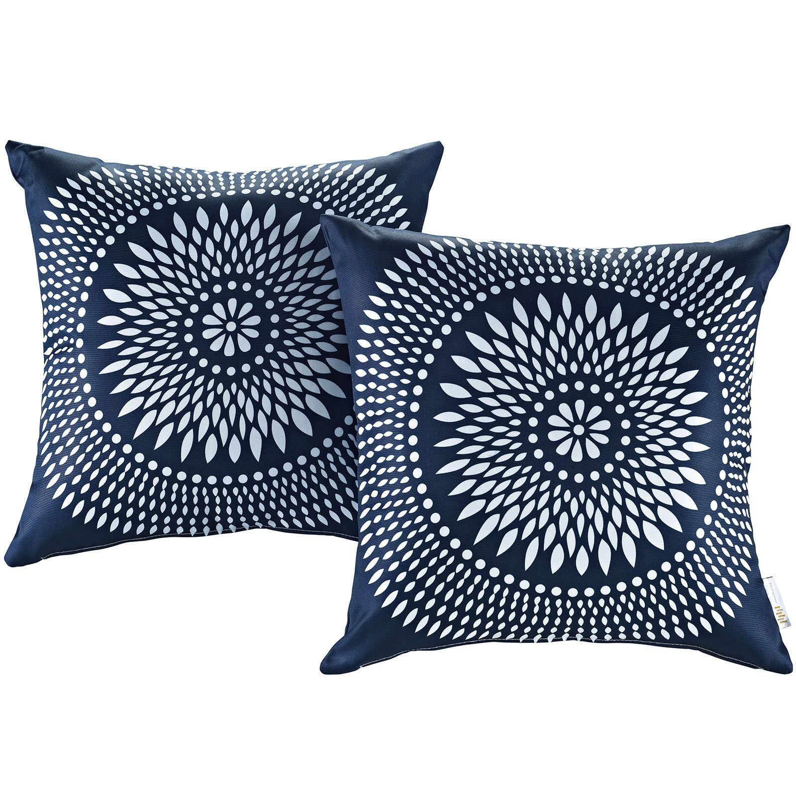 Buy Modway Two Piece Outdoor Patio Pillow Set at ModelDeco for