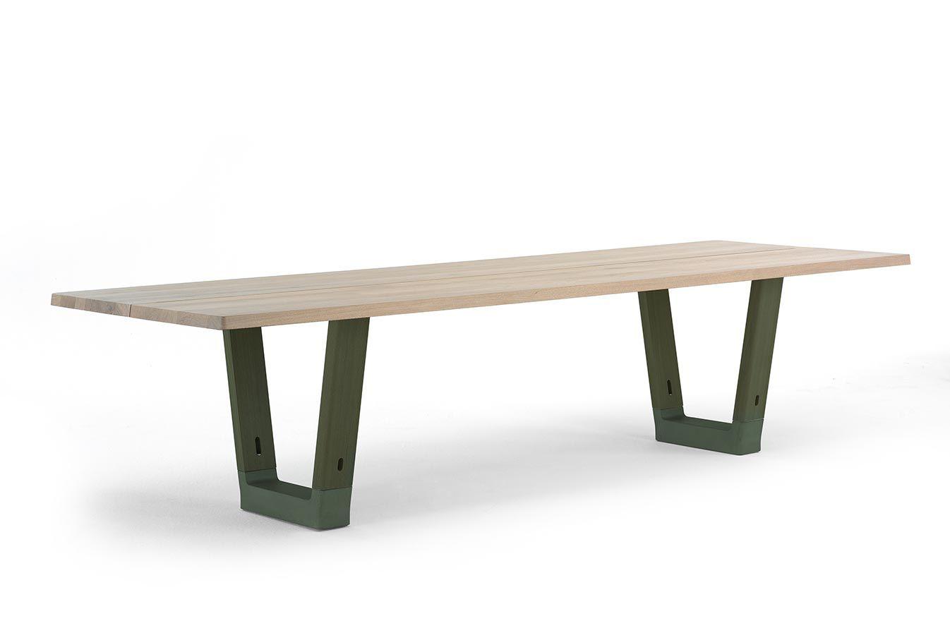 Design tafel base design tafels van arco dining table
