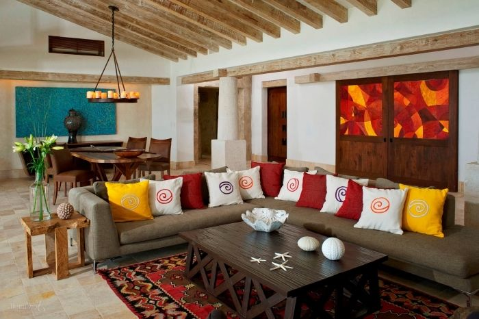 ▷ 1001 + règles d\u0027or et idées superbes pour décorer un salon