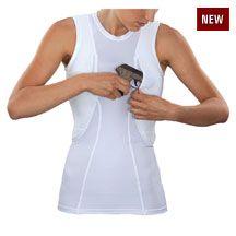 Sleeveless Holster Shirt for Women | Women's Shirts | 5.11 Tactical | Mobile