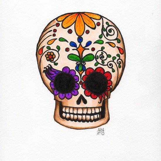 """Local Color"" ©2013 Amy-Elyse Neer Original is Pen and Ink on 140lb hot press watercolor paper 5″ × 7″ (12.7 cm x 17.78 cm)  http://goo.gl/HU03Gk"