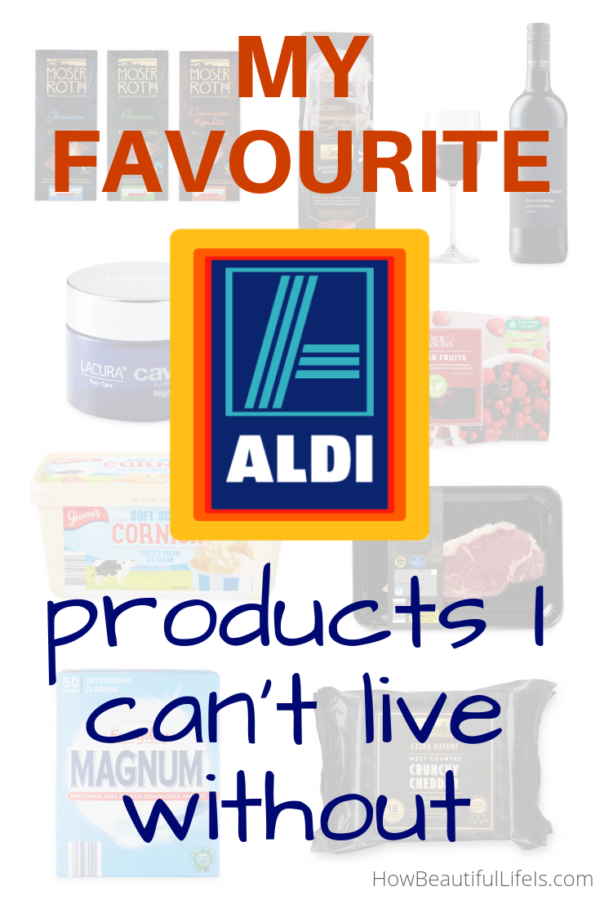 My Favourite Aldi Products Household Hacks Household Cleaning