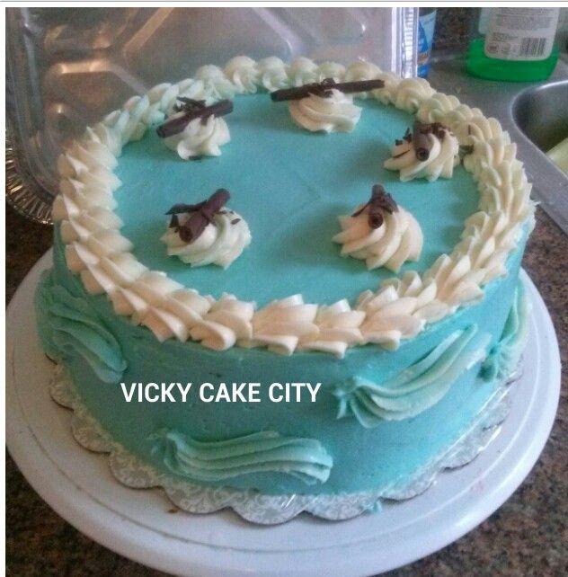 Vanilla Cake Happy Birthday Vicky Cake City Cake 2014 Cake