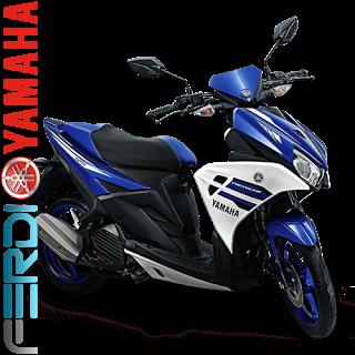 Update Terus Informasi Harga Kredit Motor Yamaha Aerox 125 LC Terbaru Brosur Dan Katalog Pilihan Warna Serta Fitur Spesifikasi