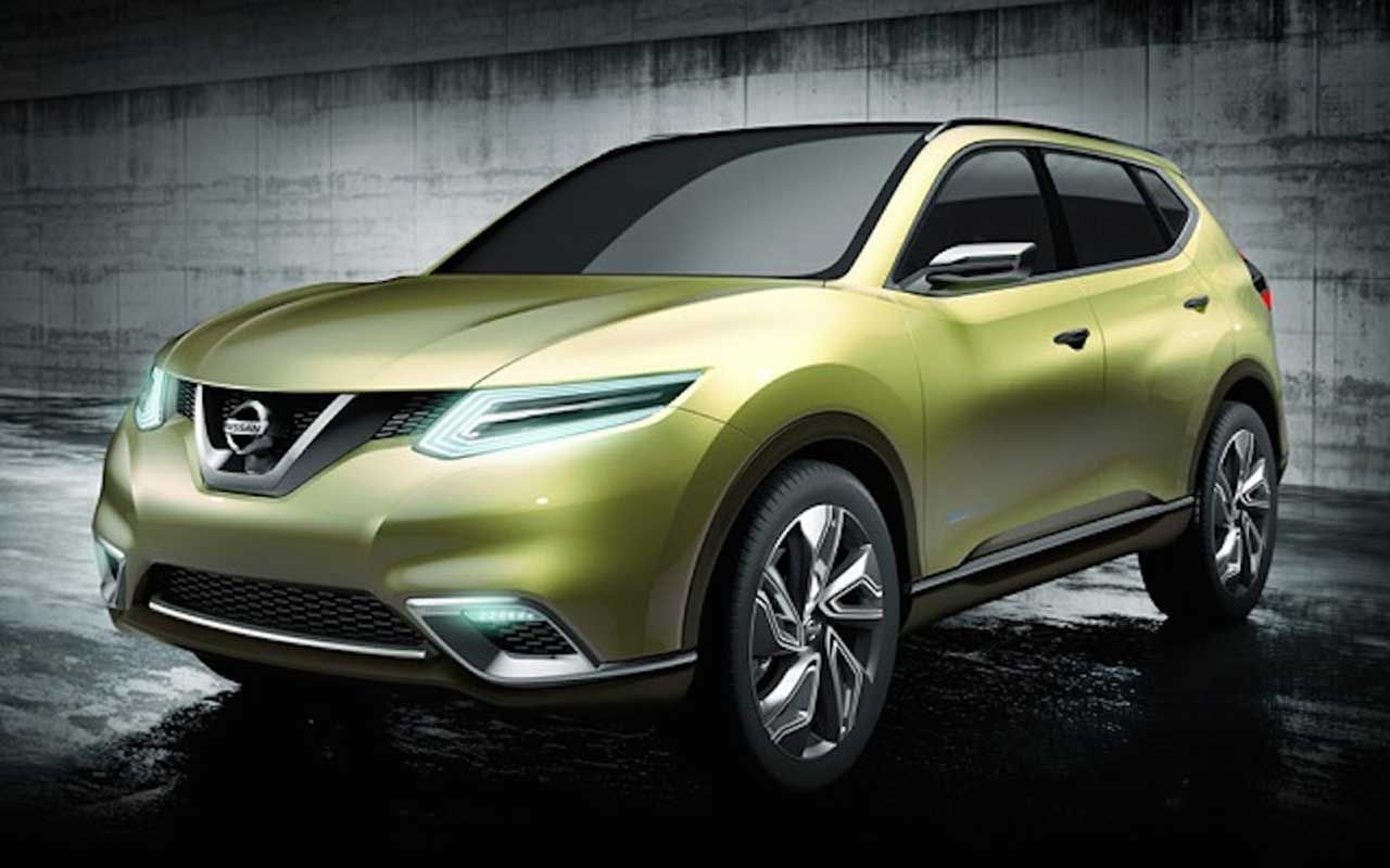 Nissan rogue hybrid release date