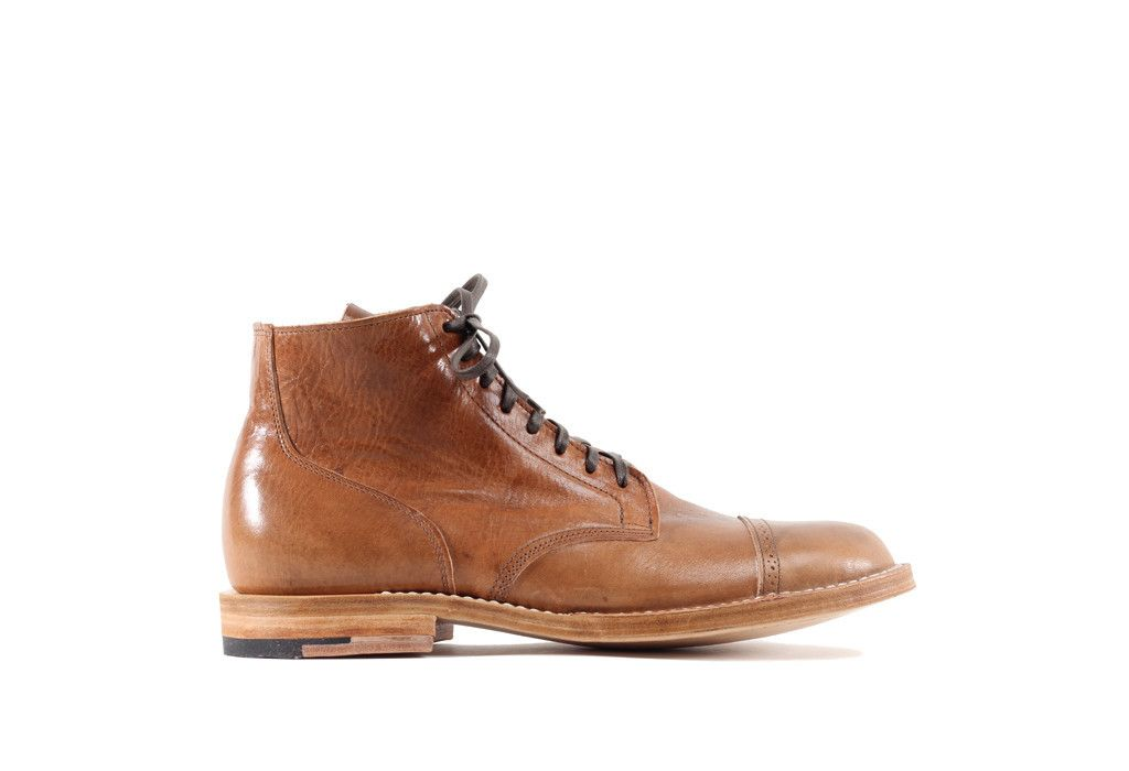 8de74713070 Service Boot Tan Horsehide | Boots in 2019 | Boots, Leather boots, Shoes