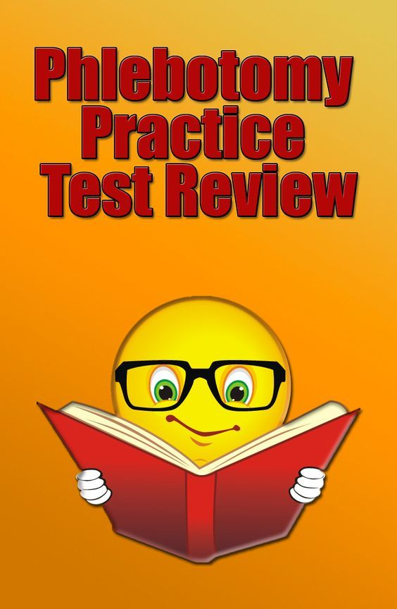 Studying For The Phlebotomy Certification Exam This Site Has A