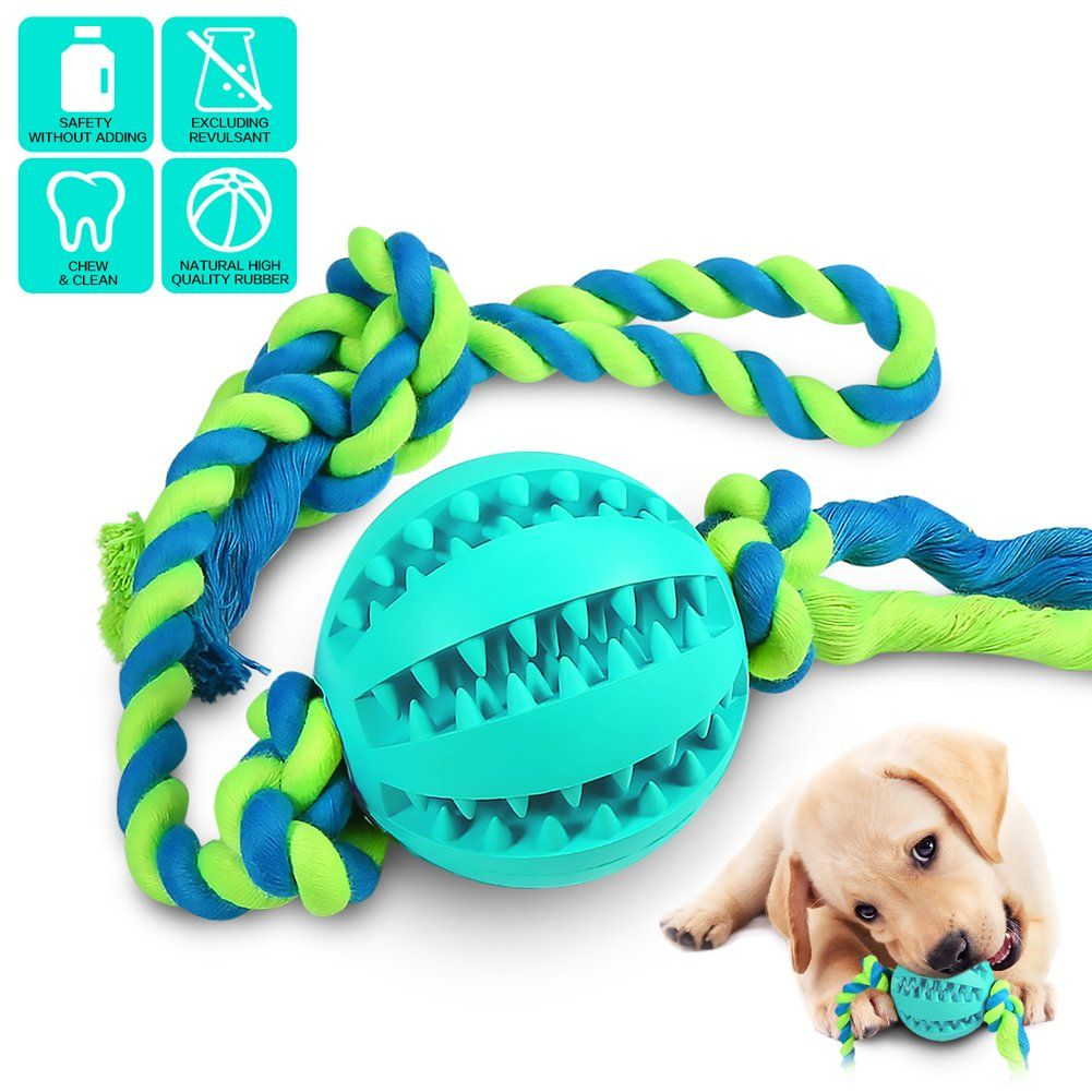 Chlebem Interactive Dog Toys Dog Chew Toys Ball For Small Medium