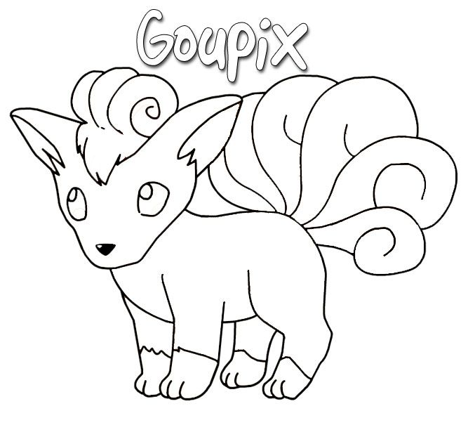 Coloriage pokemon de noir et blanc dessin pokemon - Coloriage de pokemon a imprimer ...