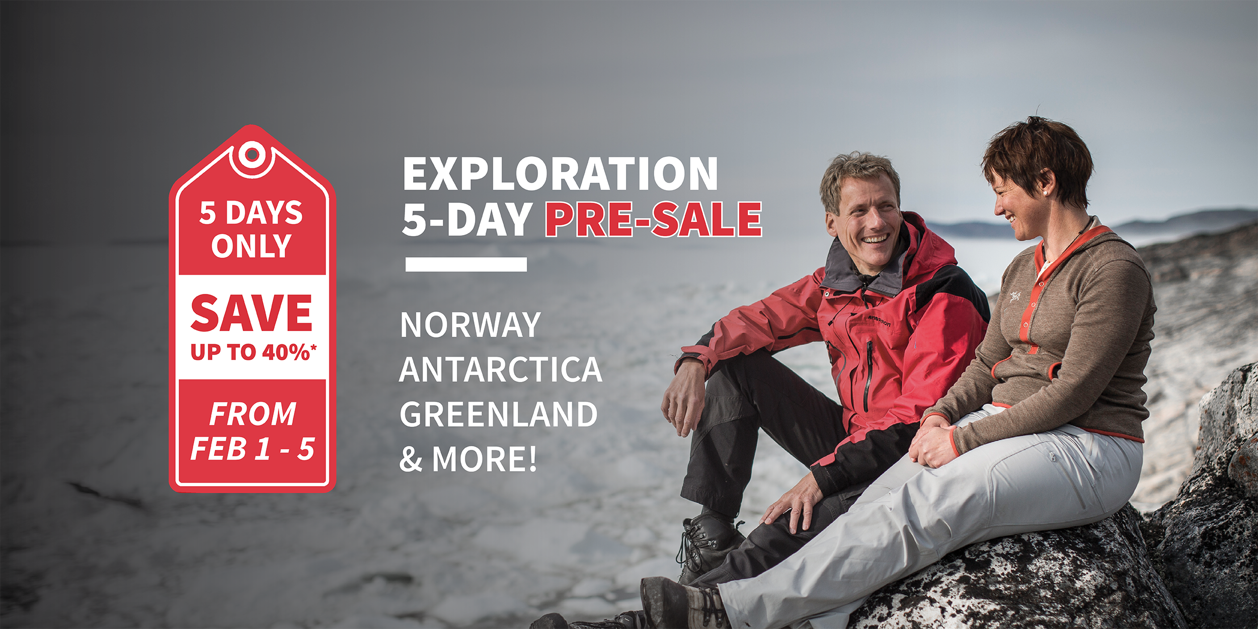 Design poster urging mountaineers preserve pristine glory mountainsides - Hurtigruten S Exploration 5 Day Sale Is Starting Soon Our Special Offers Pinterest Norway