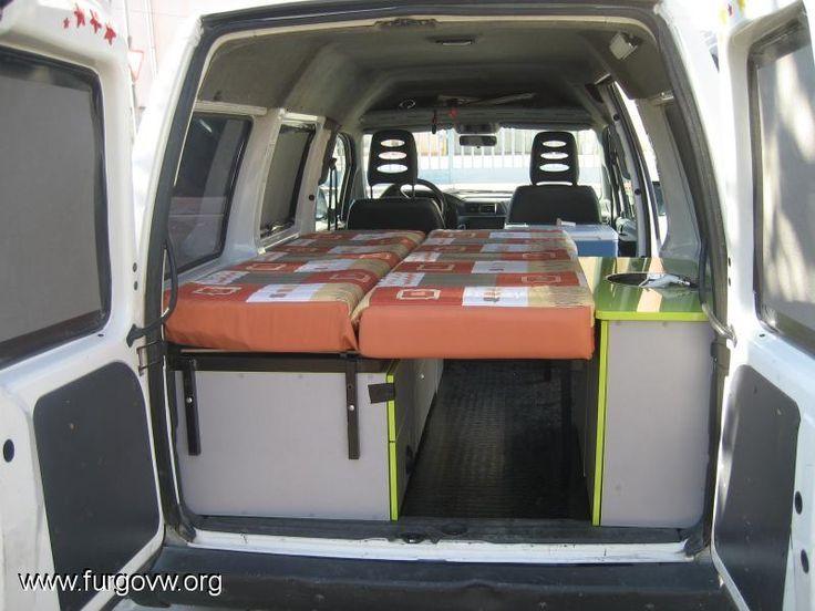 scudo camper google zoeken interior vans camper mini camper