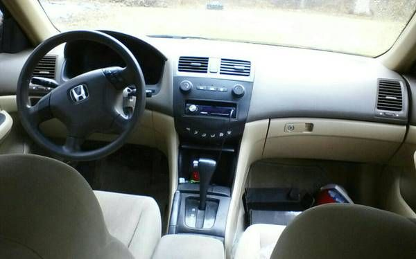 Make: Honda Model: Accord Year: 2003 Body Style: Car Exterior Color: