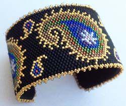 Healing Power of Beads: The Traveling Bracelets Project - Inside Beadwork Magazine - Beading Daily