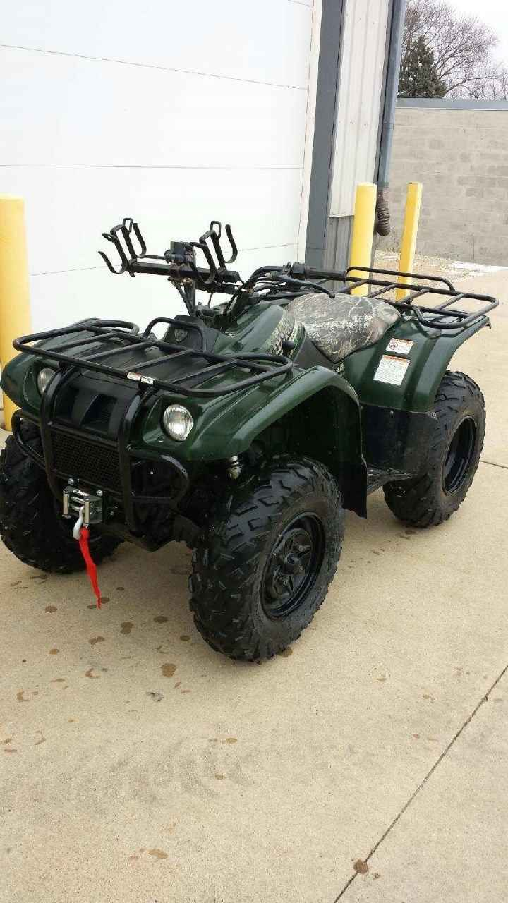 Used 2000 Yamaha KODIAK ATVs For Sale in Iowa.