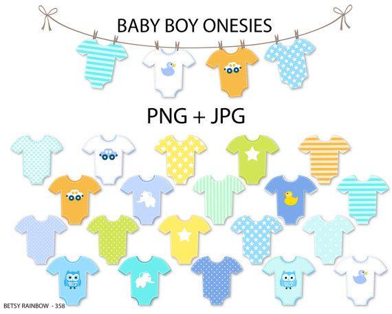 Baby Boy Onesie Clipart Cliparts Baby Boy Onesies Clip Etsy Baby Boy Onesies Clip Art Craft Sites