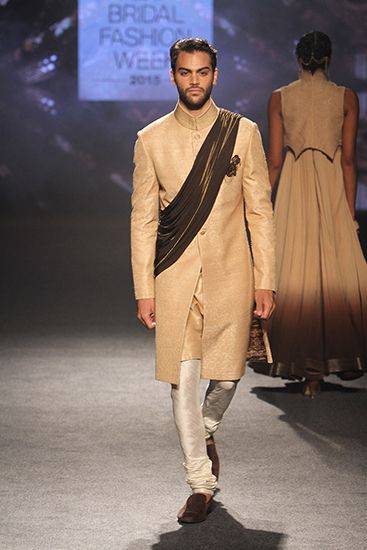 Shantanu & Nikhil - BMW India Bridal Fashion Week 2015