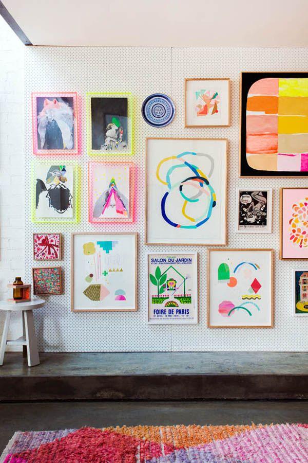 Photo of Galeriewände: das Was, Warum und Wie – Haus und Dekoration