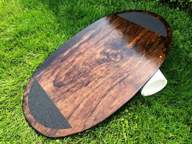 Make A Diy Balance Board For Future Surfers Balance Board