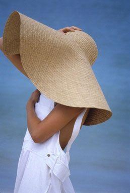 5ee0a2877bd Big beach hat! can t wait for summatime!