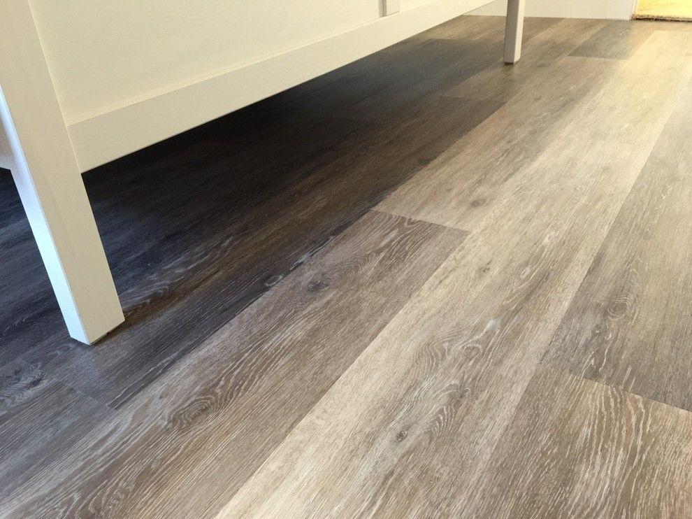 Bedroom floor inspiration coretec plus 7 alabaster oak for Kitchen floor inspiration