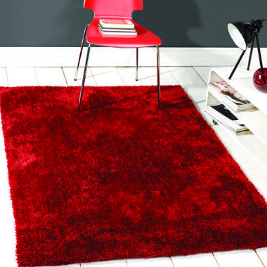 Grande Vista Red Rug - £19 | brandinteriors.co.uk