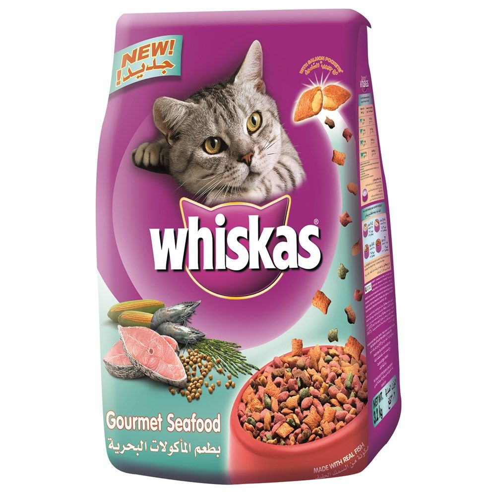 PriceAED 45.75 Buy Whiskas Gourmet Seafood Online in