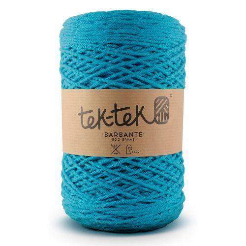 TEK-TEK® BARBANTE | Turquoise Yarn    #tektekyarn #barbante #tek-tek #yarn www.tektek.pt