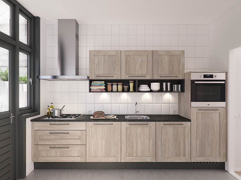 Nieuw ontwerp van bij bruynzeel keukens de atlas kader in de