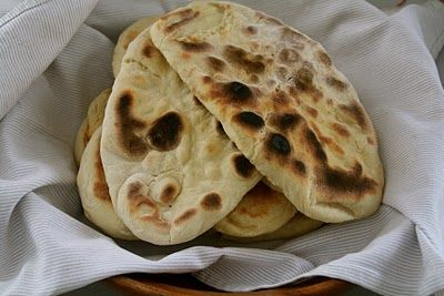 The Best Homemade Naan