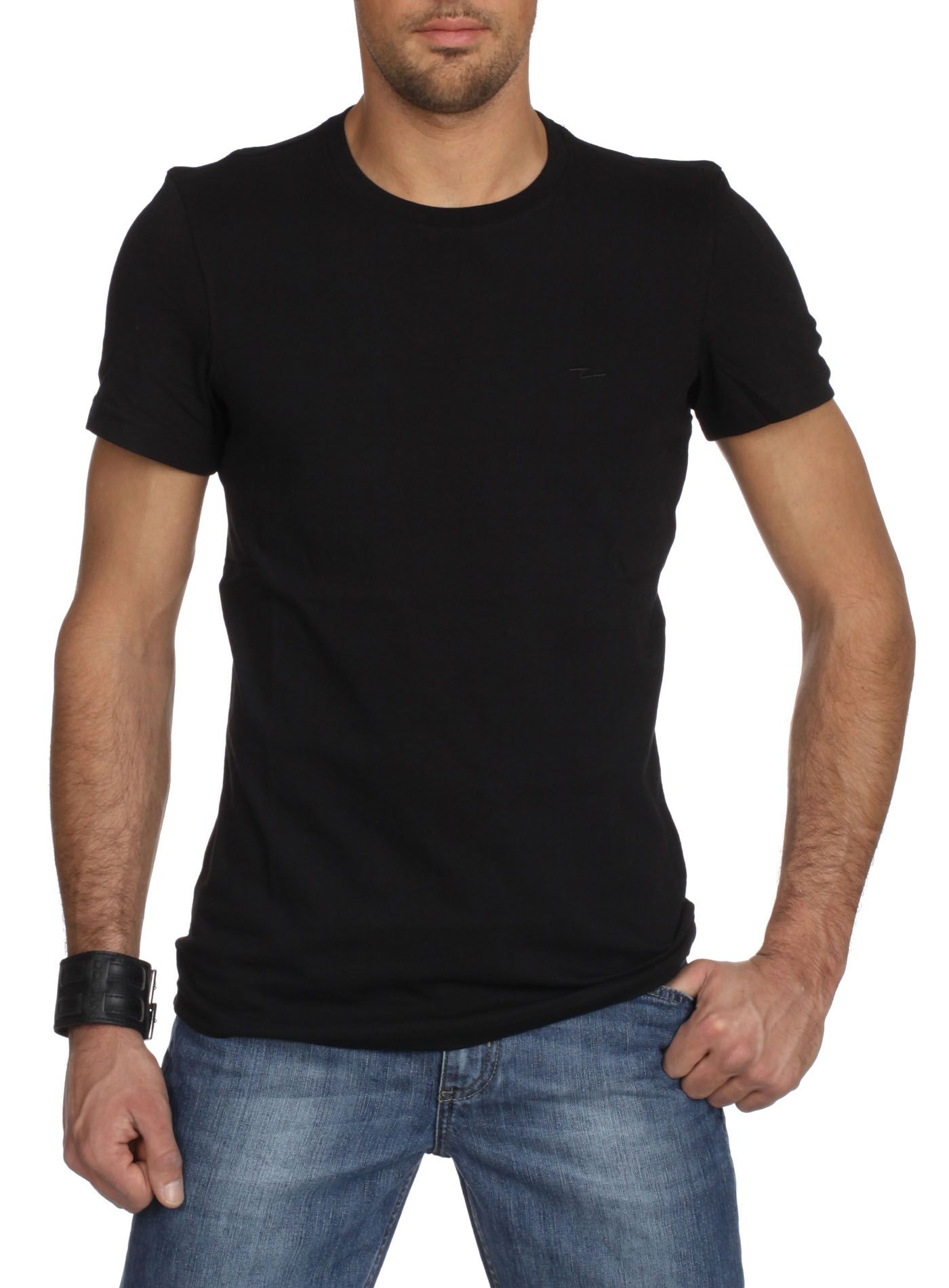 Wholesale blank t shirts for men men 39 s t shirt buy blank for Model black t shirt